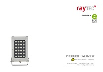 Raytec Hazardous Area Product Overview Guide 2018 ECOLight Details