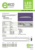 LED4FT Specsheet