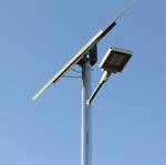 LEDSOLAR-LI44 - 50W Street Light Solar Kit